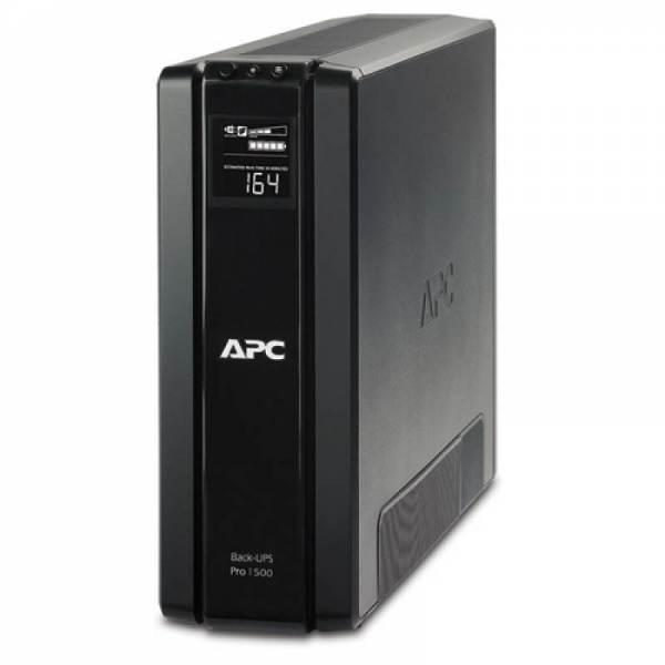 APC Back-UPS Pro Line-Interactive 1200VA Zwart